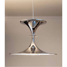 Jazzy Up Downlight Suspension with Crystal