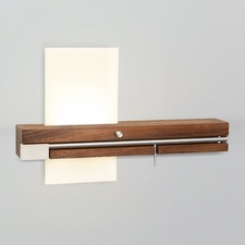 Levo Left Wall Sconce Hardwired