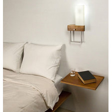 Cubo Right LED Plug In Wall Mount