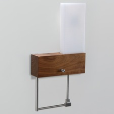 Cubo Right LED Wall Mount