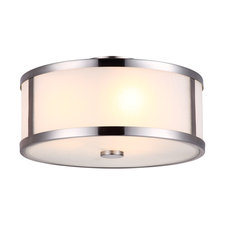 Uptown Semi Flush Ceiling Light