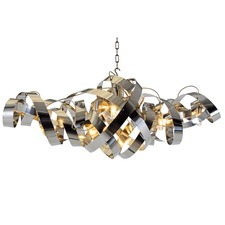 Montone Oval 6 Light Chandelier
