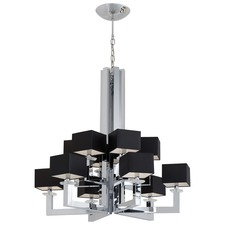 Swinging Ballet Two Tier Chandelier