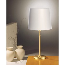 Illuminator Wide Shade Table Lamp