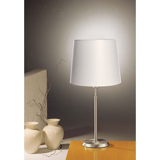 Illuminator Wide Shade Table Lamp