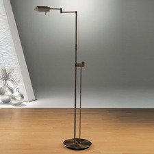 6317 Side Line Dimmer Reading Floor Lamp