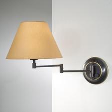 8164 Swing Arm Wall Light