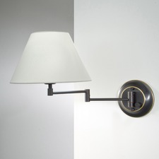 8164 Swing Arm Wall Light