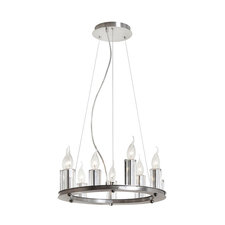 9 Light Round Chandelier