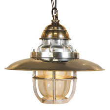 Steamer Deck Lamp Pendant