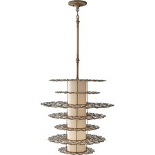 Lucia Tiered Pendant