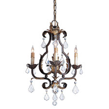 Tuscan Small Chandelier