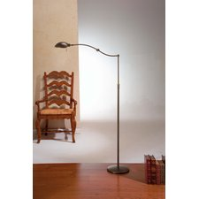 6450 Classic Swing Arm Floor Lamp