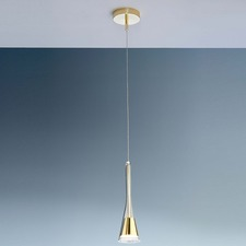 LichtStar C8110 Canopy with Glass Pendant