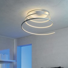 Helix Ceiling Light