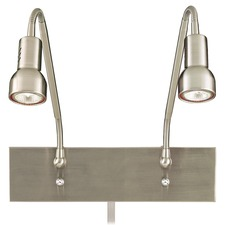 Save Your Marriage 2 Light Wall Sconce