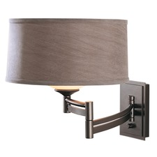 Right Swing Arm Wall Light