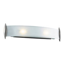 Scroll 2 Light Bath Bar