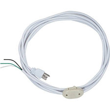 Monorail 16 FT Cord W / Inline Switch And Plug
