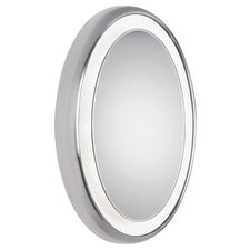 Tigris Oval Surface Mirror