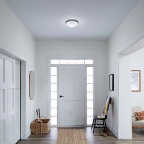 Simple LED Ceiling Light Fixture