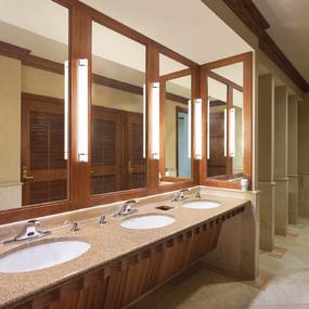 Linear LED Bathroom Vanity Light