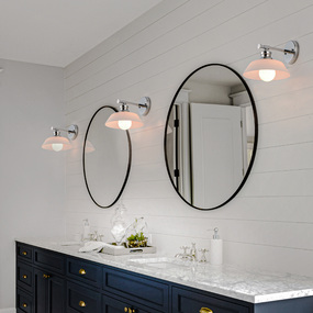 Willowbrook Bathroom Wall Sconce