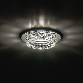 swarovski crystal lighting. recessed lights swarovski crystal lighting e