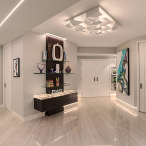 TruLine 1A 5W 24VDC 2K4K Tunable White Plaster-In LED System & Entry/Foyer Lighting   Shop by Room