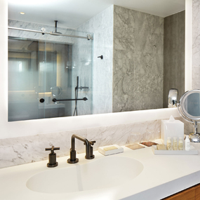 Forte Lighted Mirror