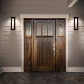 Eliot LED Indoor/ Outdoor Wall Light