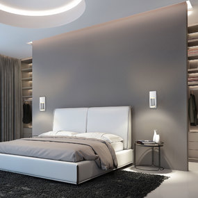 Installation Gallery Bedroom Lighting