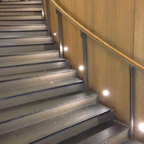 Port LED Round Wall/Floor Recessed