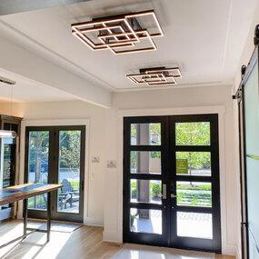 Traverse Semi Flush Ceiling Light