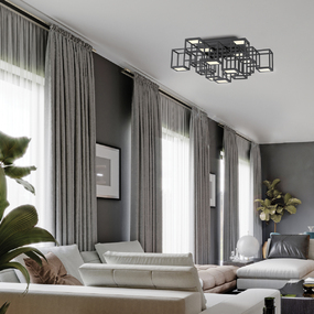 Ferro Ceiling Light Fixture