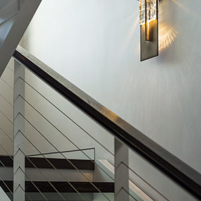 Shard Outdoor Wall Sconce