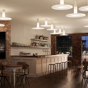 Louis Semi Flush Ceiling Light
