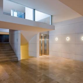 Micro Indoor / Outdoor Wall Light
