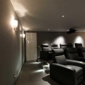 gameroom lighting. Port LED Square Wall/Floor Recessed By PureEdge Lighting Gameroom D