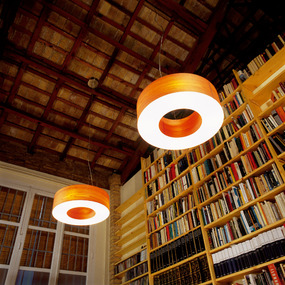 Library Lighting By Room