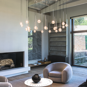 Living room lighting shop by room algorithm star pendant mozeypictures Gallery