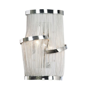 Mulholland Drive Wall Sconce by Avenue Lighting | HF1404-CH