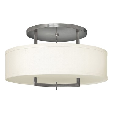 Hampton Semi Flush Ceiling Light by Hinkley Lighting | 3211AN