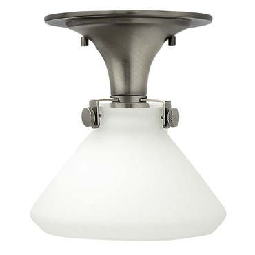 Congress Flat Bottom Semi Flush by Hinkley Lighting | 3140AN