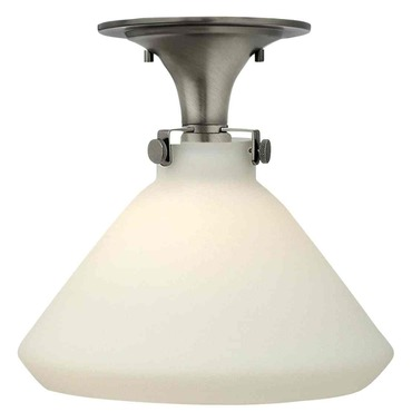 Congress Flat Bottom Semi Flush