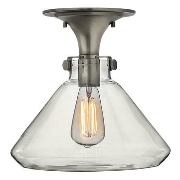 Congress Flat Bottom Semi Flush by Hinkley Lighting | 3147AN