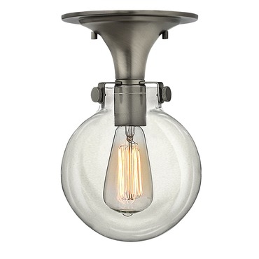 Congress Round Semi Flush Ceiling Light