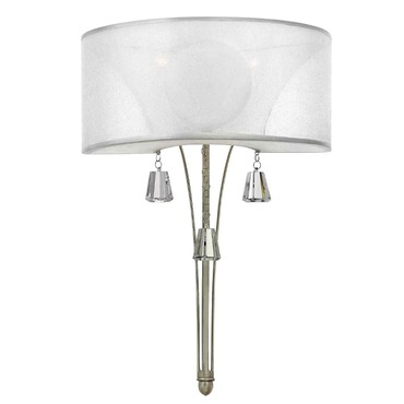 Mime Wall Sconce by Fredrick Ramond | FR45602BNI