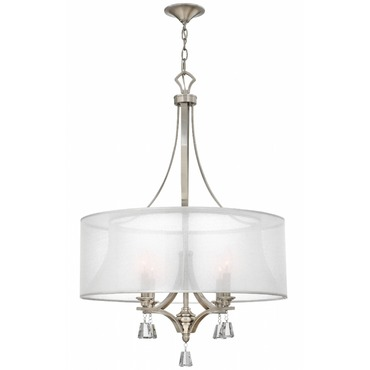 Mime Light Chandelier by Fredrick Ramond | FR45604BNI