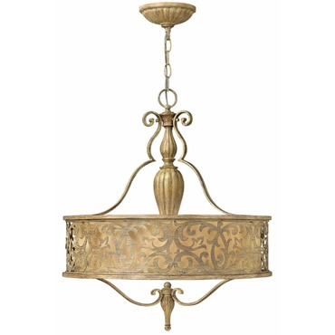 Carabel Chandelier by Fredrick Ramond | FR44623BCH
